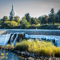 Day 258- Idaho Falls