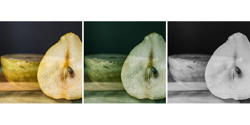 pear-trio