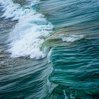 Just waves . . .