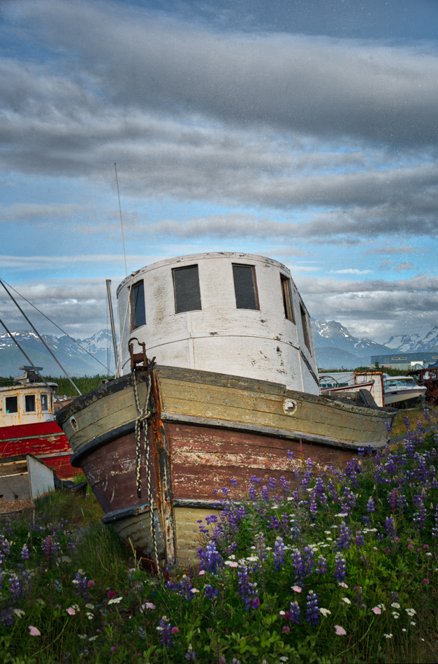 Wooden Boat Melinda Anderson Photography