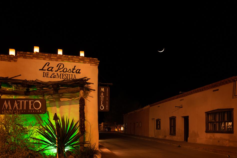 Mesilla Moonrise | melinda anderson photography