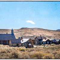 Once upon a time in Bodie . . .